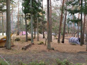 キャンプ初心者におすすめ富士満願ビレッジファミリーキャンプ場